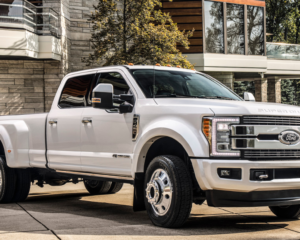 2023 Ford F 450 Exterior