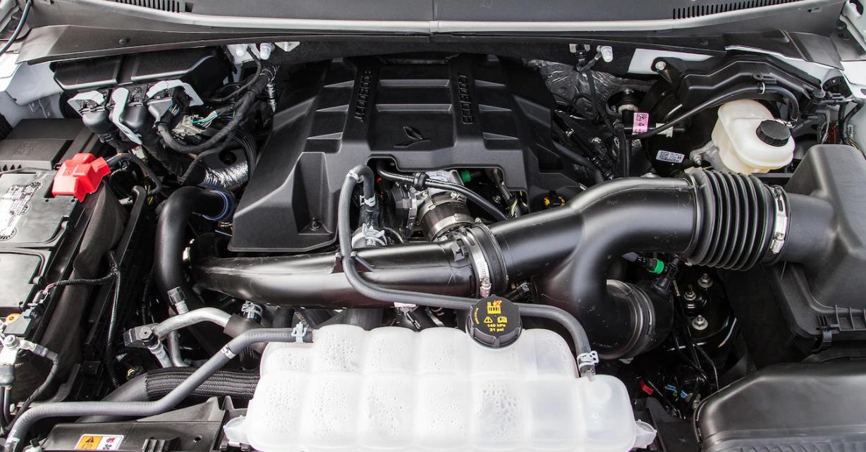 2023 Ford Ranchero Engine