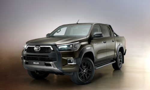 2023 Toyota Hilux GR Exterior