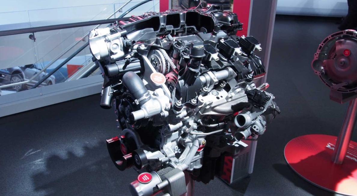 2023 Ford F150 Raptor Engine
