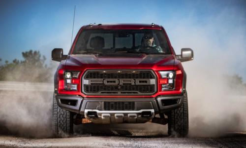 2023 Ford F150 Raptor Exterior