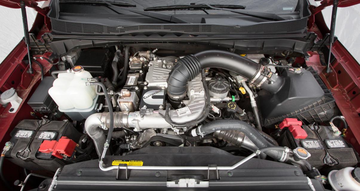 2023 Nissan Titan Nismo Engine