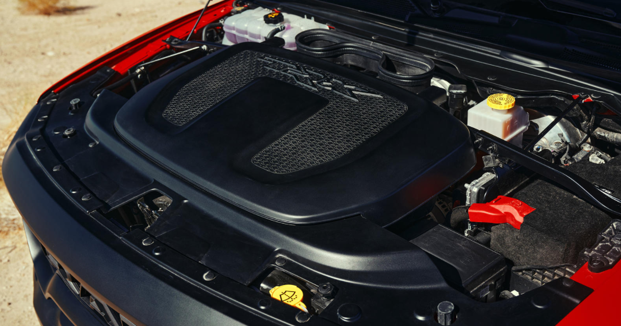2023 RAM 1500 TRX Engine