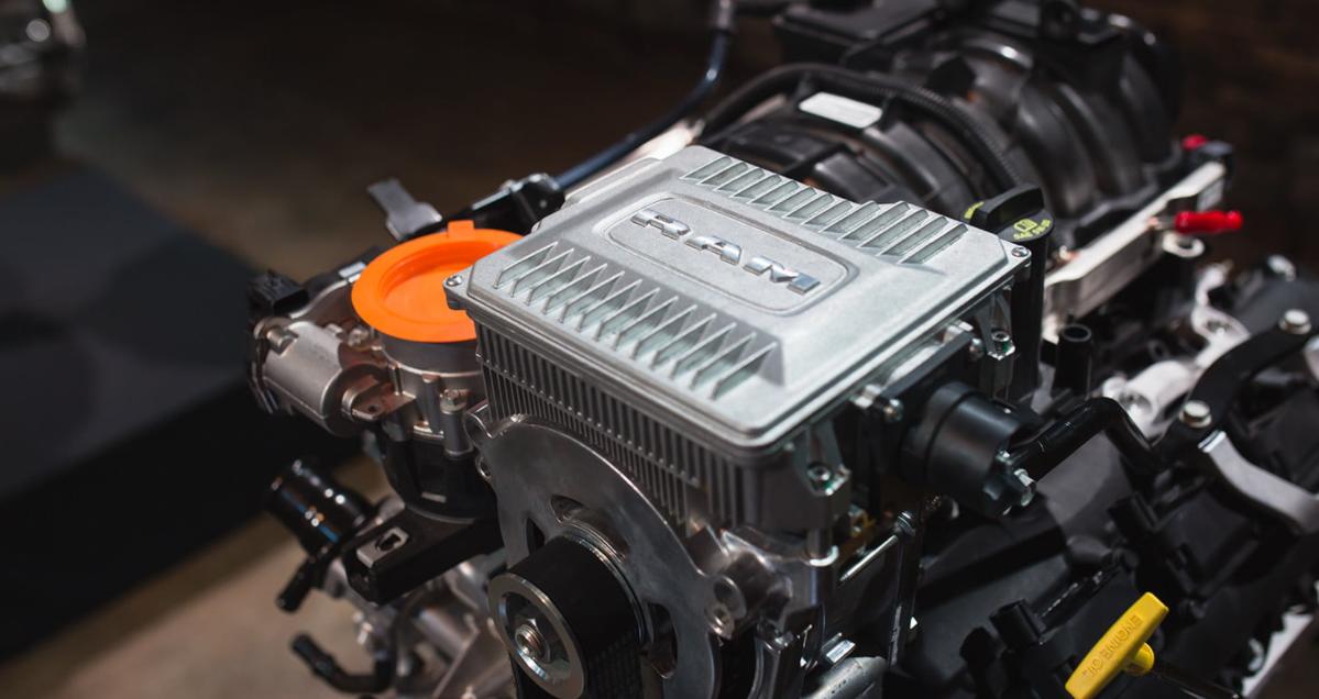 2023 RAM 2500 Engine