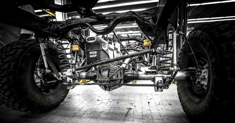 2023 RAM Dakota Engine