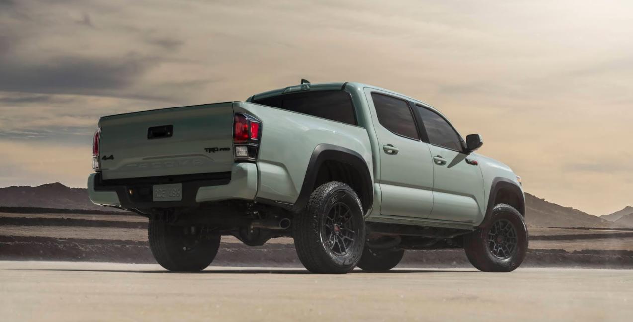 2023 Toyota Tacoma Trail Edition Engine