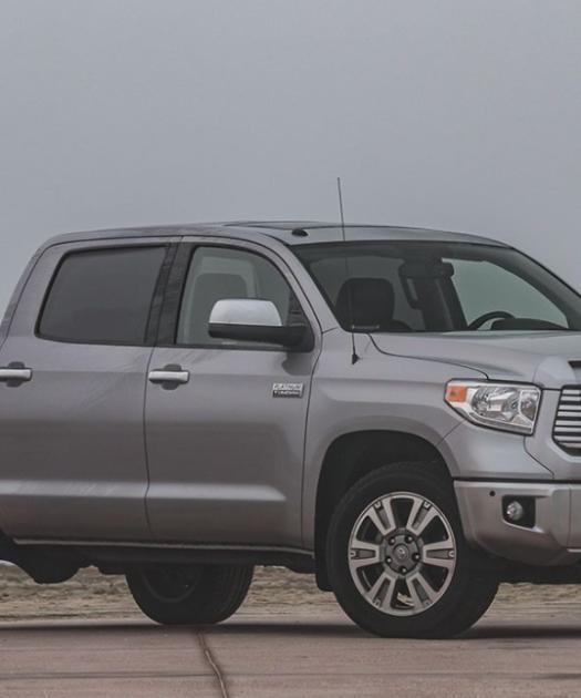 2023 Toyota Tundra Exterior
