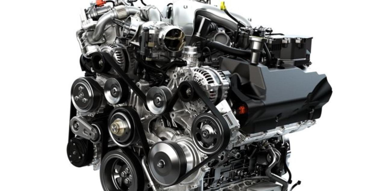 2023 Ford F250 Super Duty Engine