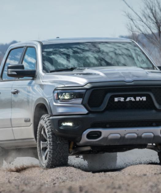 2023 RAM 1500 Exterior