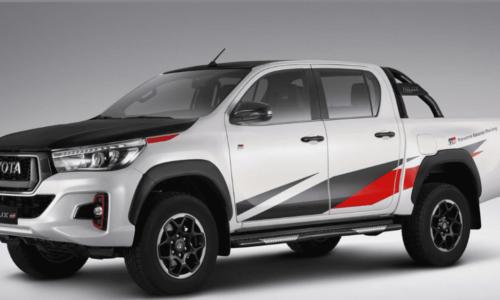 2023 Toyota Hilux GR Sport Exterior