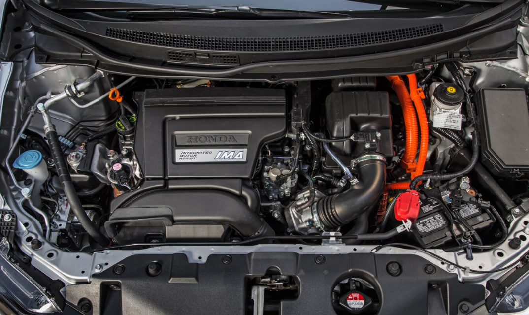 2023 Honda Ridgeline Hybrid Engine