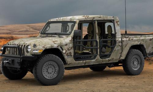 2023 Jeep Gladiator XMT Exterior
